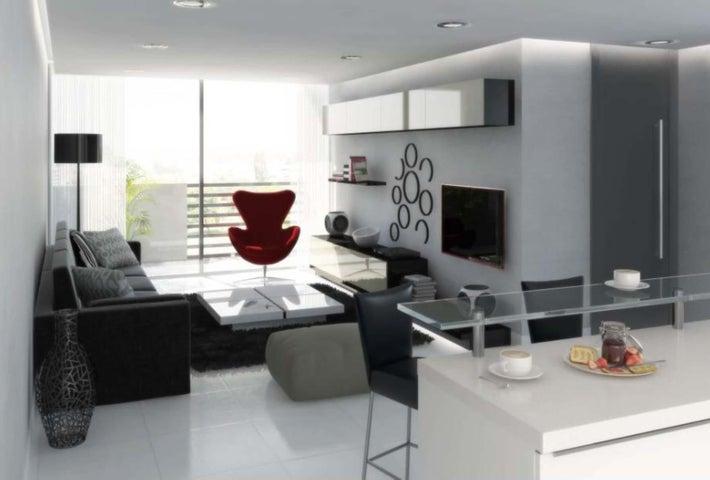 PANAMA VIP10, S.A. Apartamento en Venta en El Carmen en Panama Código: 15-1867 No.6