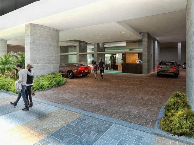 PANAMA VIP10, S.A. Apartamento en Venta en Bellavista en Panama Código: 15-2418 No.3