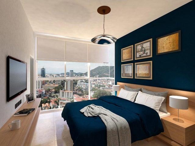 PANAMA VIP10, S.A. Apartamento en Venta en Bellavista en Panama Código: 15-2418 No.5