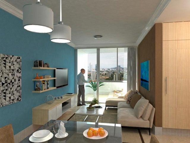 PANAMA VIP10, S.A. Apartamento en Venta en Bellavista en Panama Código: 15-2418 No.6