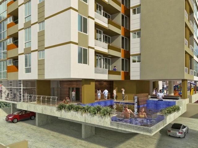 PANAMA VIP10, S.A. Apartamento en Venta en Bellavista en Panama Código: 15-2418 No.7