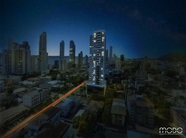 PANAMA VIP10, S.A. Apartamento en Venta en Bellavista en Panama Código: 15-2418 No.8