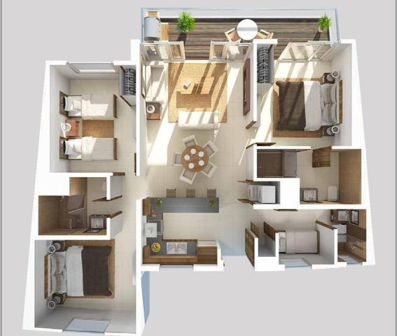 PANAMA VIP10, S.A. Apartamento en Venta en San Carlos en San Carlos Código: 15-2447 No.3