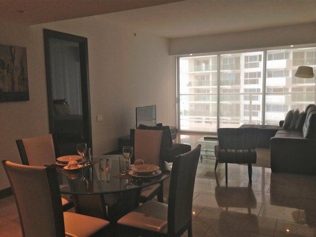 PANAMA VIP10, S.A. Apartamento en Alquiler en Punta Pacifica en Panama Código: 15-2609 No.3