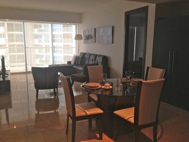 PANAMA VIP10, S.A. Apartamento en Alquiler en Punta Pacifica en Panama Código: 15-2609 No.1