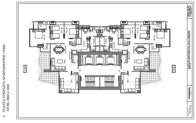 PANAMA VIP10, S.A. Apartamento en Venta en San Francisco en Panama Código: 15-2688 No.1