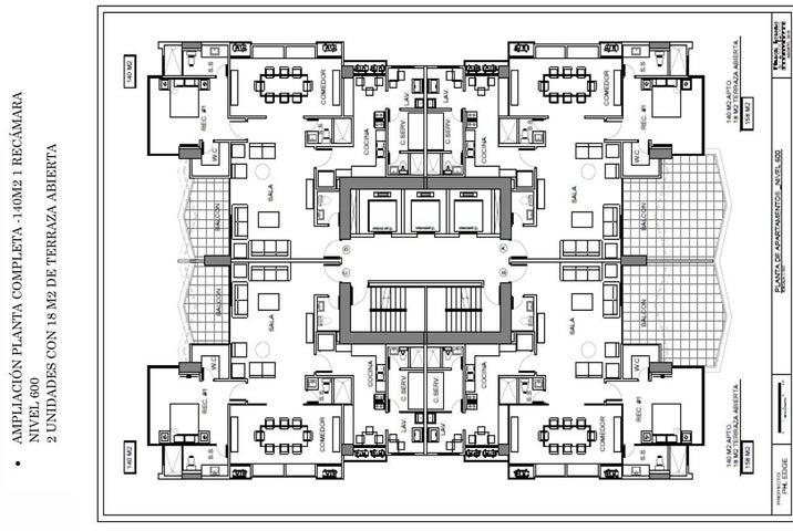 PANAMA VIP10, S.A. Apartamento en Venta en San Francisco en Panama Código: 15-2688 No.3