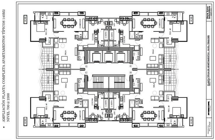 PANAMA VIP10, S.A. Apartamento en Venta en San Francisco en Panama Código: 15-2688 No.6