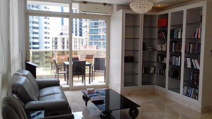 PANAMA VIP10, S.A. Apartamento en Alquiler en Paitilla en Panama Código: 16-82 No.6