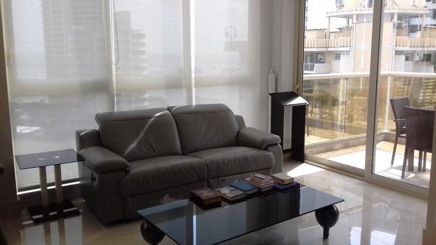 PANAMA VIP10, S.A. Apartamento en Alquiler en Paitilla en Panama Código: 16-82 No.7