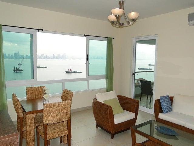 PANAMA VIP10, S.A. Apartamento en Alquiler en Amador en Panama Código: 16-400 No.1