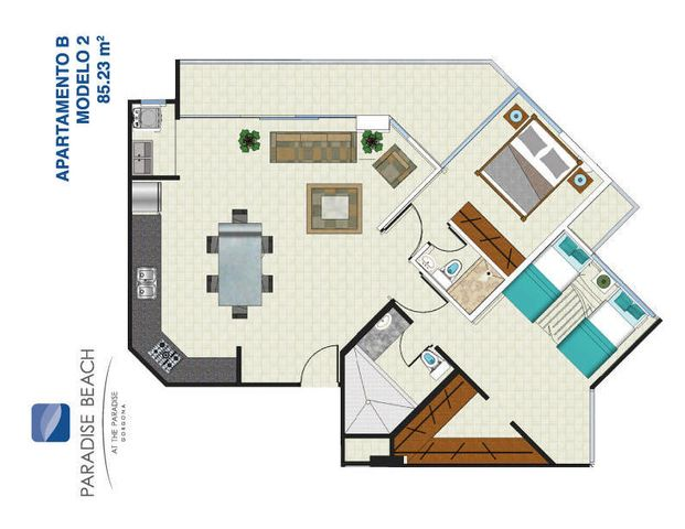 PANAMA VIP10, S.A. Apartamento en Venta en Gorgona en Chame Código: 16-486 No.6