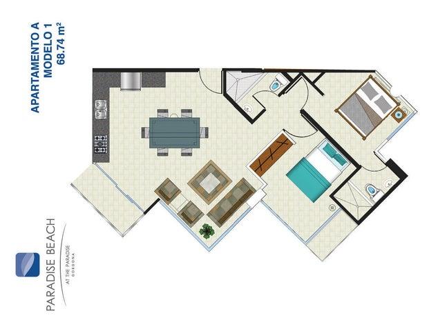 PANAMA VIP10, S.A. Apartamento en Venta en Gorgona en Chame Código: 16-487 No.6