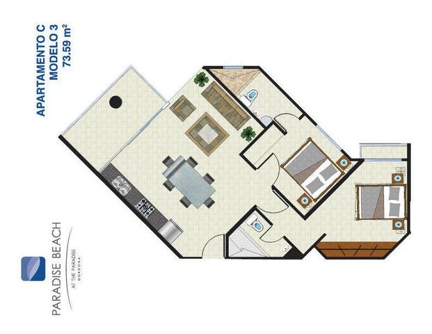PANAMA VIP10, S.A. Apartamento en Venta en Gorgona en Chame Código: 16-487 No.9
