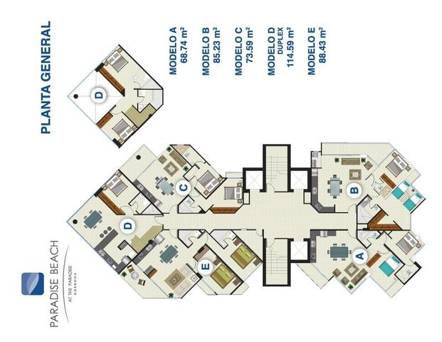 PANAMA VIP10, S.A. Apartamento en Venta en Gorgona en Chame Código: 16-488 No.7