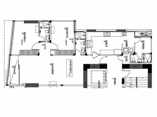 PANAMA VIP10, S.A. Apartamento en Venta en San Francisco en Panama Código: 16-513 No.8