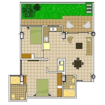 PANAMA VIP10, S.A. Apartamento en Venta en Coronado en Chame Código: 15-54 No.1