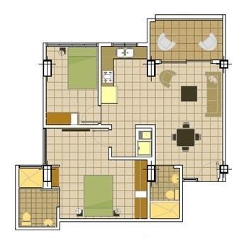 PANAMA VIP10, S.A. Apartamento en Venta en Coronado en Chame Código: 16-565 No.1