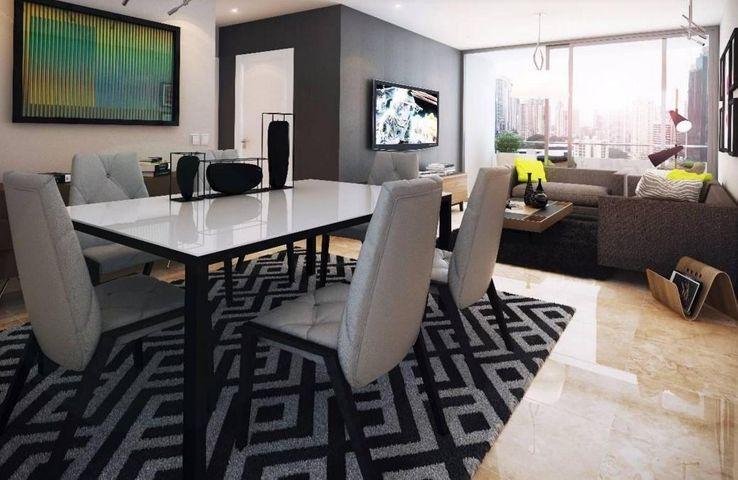 PANAMA VIP10, S.A. Apartamento en Venta en Obarrio en Panama Código: 16-576 No.3
