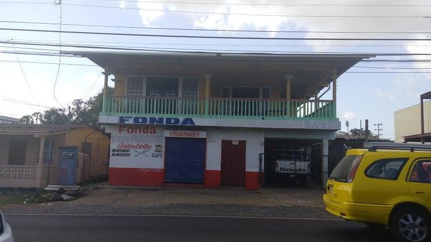 ODOARDO ENRIQUE MARTINEZ Apartamento En Venta En Chorrera Código: 16-608