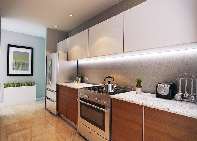PANAMA VIP10, S.A. Apartamento en Venta en Obarrio en Panama Código: 16-624 No.2