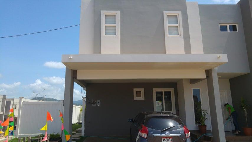 Casa / Alquiler / Panama / Brisas Del Golf / FLEXMLS-16-796
