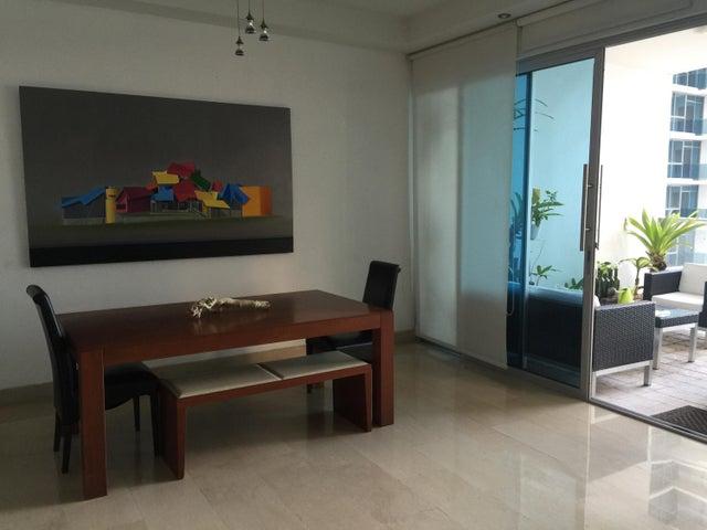 PANAMA VIP10, S.A. Apartamento en Venta en Punta Pacifica en Panama Código: 16-802 No.3