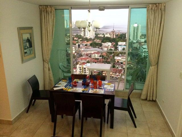 PANAMA VIP10, S.A. Apartamento en Venta en San Francisco en Panama Código: 16-831 No.2