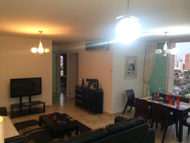 PANAMA VIP10, S.A. Apartamento en Venta en San Francisco en Panama Código: 16-831 No.3