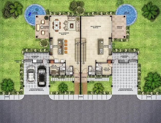 PANAMA VIP10, S.A. Casa en Venta en Coronado en Chame Código: 16-917 No.8
