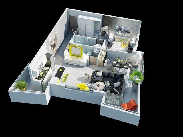 PANAMA VIP10, S.A. Apartamento en Venta en Via Espana en Panama Código: 16-1228 No.2
