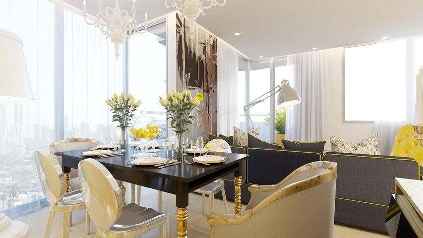PANAMA VIP10, S.A. Apartamento en Venta en Via Espana en Panama Código: 16-1229 No.5