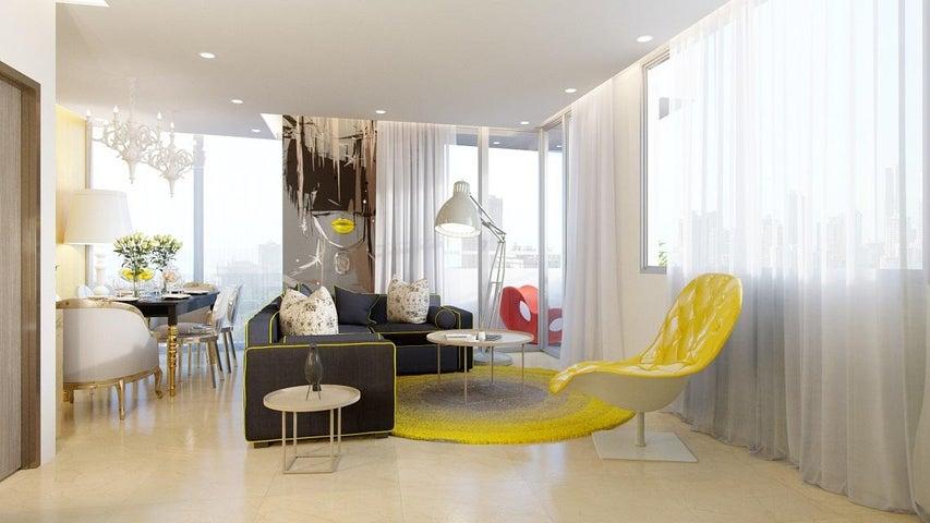 PANAMA VIP10, S.A. Apartamento en Venta en Via Espana en Panama Código: 16-1229 No.7