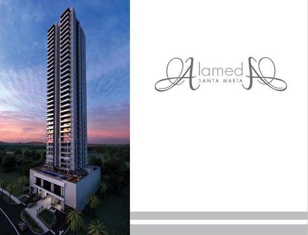 Apartamento / Venta / Panama / Santa Maria / FLEXMLS-16-1401