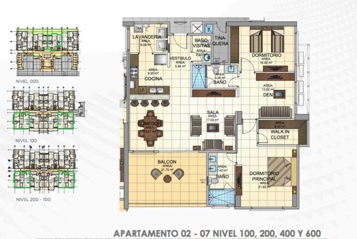 PANAMA VIP10, S.A. Apartamento en Venta en Panama Pacifico en Panama Código: 16-1583 No.4