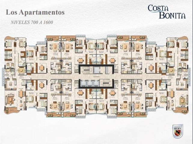 PANAMA VIP10, S.A. Apartamento en Venta en Panama Pacifico en Panama Código: 16-1634 No.2