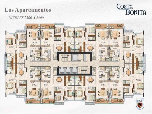 PANAMA VIP10, S.A. Apartamento en Venta en Panama Pacifico en Panama Código: 16-1634 No.4
