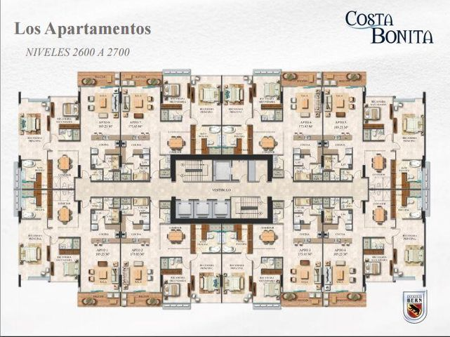 PANAMA VIP10, S.A. Apartamento en Venta en Panama Pacifico en Panama Código: 16-1634 No.5