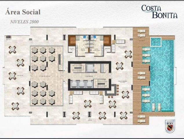 PANAMA VIP10, S.A. Apartamento en Venta en Panama Pacifico en Panama Código: 16-1634 No.7