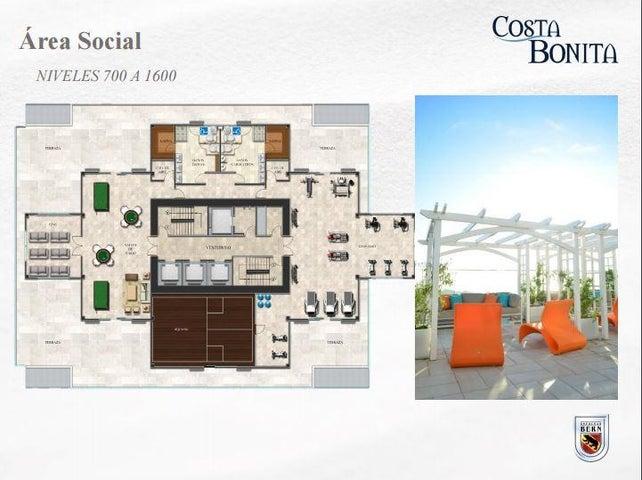 PANAMA VIP10, S.A. Apartamento en Venta en Panama Pacifico en Panama Código: 16-1634 No.8