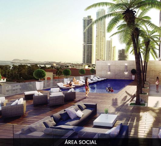 PANAMA VIP10, S.A. Apartamento en Venta en Bellavista en Panama Código: 15-1490 No.5