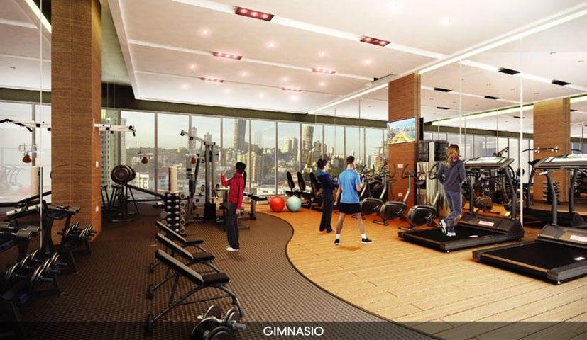 PANAMA VIP10, S.A. Apartamento en Venta en Bellavista en Panama Código: 15-1490 No.7