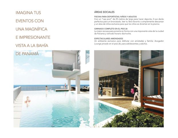 PANAMA VIP10, S.A. Apartamento en Venta en Coco del Mar en Panama Código: 16-2026 No.6
