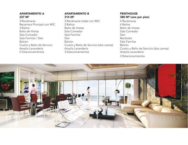 PANAMA VIP10, S.A. Apartamento en Venta en Coco del Mar en Panama Código: 16-2026 No.9