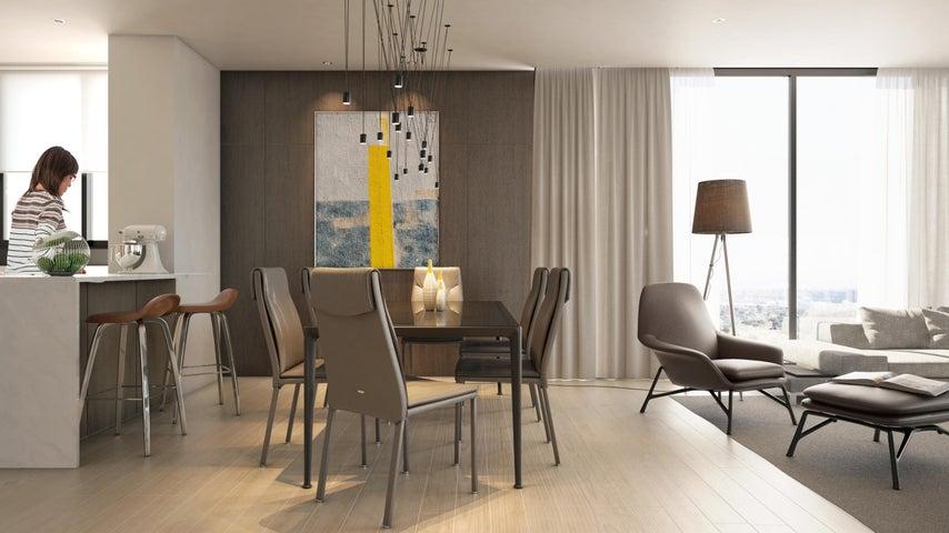 PANAMA VIP10, S.A. Apartamento en Venta en Obarrio en Panama Código: 16-2614 No.2
