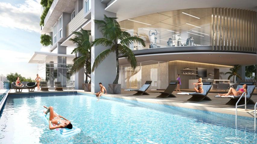 PANAMA VIP10, S.A. Apartamento en Venta en Obarrio en Panama Código: 16-2614 No.5