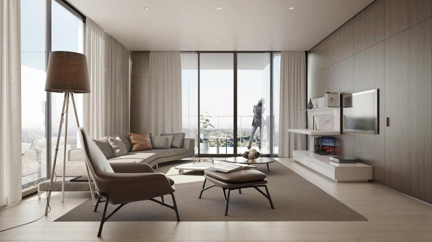 PANAMA VIP10, S.A. Apartamento en Venta en Obarrio en Panama Código: 16-2614 No.9