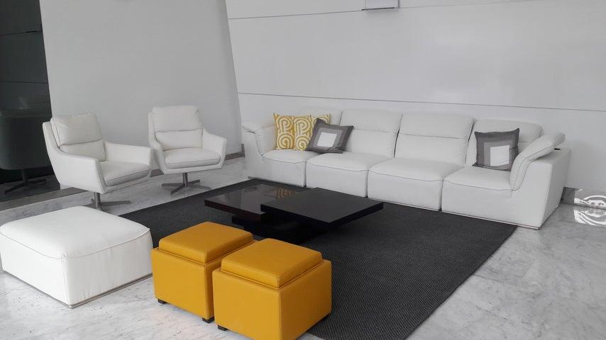 PANAMA VIP10, S.A. Apartamento en Venta en Obarrio en Panama Código: 16-2677 No.1