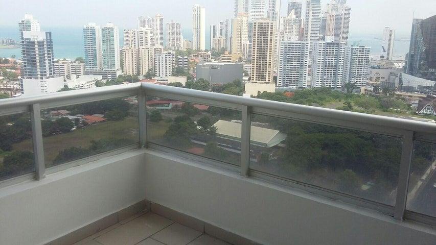 PANAMA VIP10, S.A. Apartamento en Alquiler en Obarrio en Panama Código: 16-2978 No.9