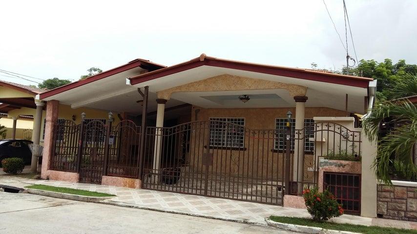 Casa / Venta / San Miguelito / Brisas Del Golf / FLEXMLS-16-3013